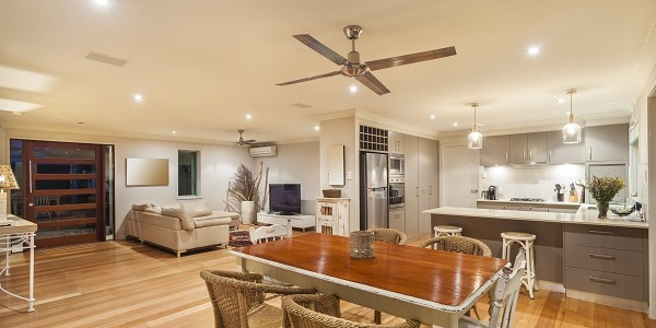 Installation of Ceiling Fans Gold Coast
